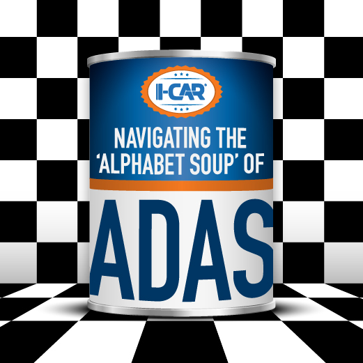 Navigating the 'Alphabet Soup' of ADAS